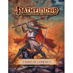 Lands of Conflict: Pathfinder Campaign Setting