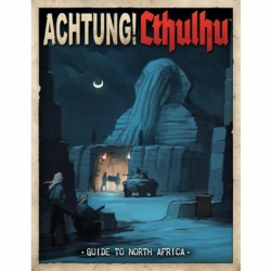 Guide to North Africa: Achtung! Cthulhu