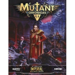 Imperial Source Book: Mutant Chronicles Supplement