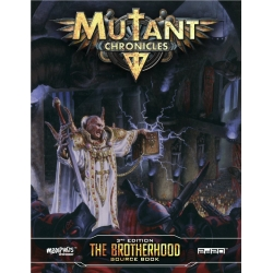 Brotherhood Source Book: Mutant Chronicles Supplement