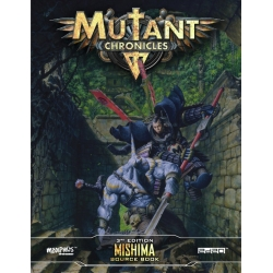 Mishima Source Book: Mutant Chronicles Supplement