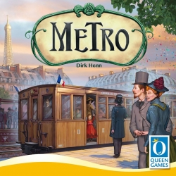 Metro 2nd Edition (4 expansions)
