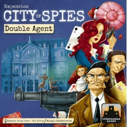 Double Agent: City of Spies expansion.