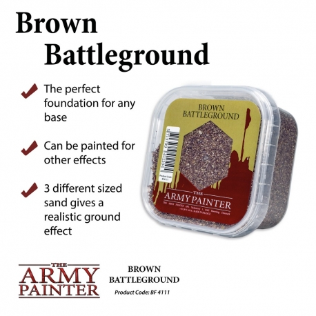 Brown Battleground