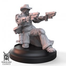 Warcradle Classics - Jesse James Alternate Sculpt