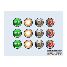 Infinity Tokens Deployables Set 1