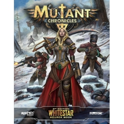 Whitestar Source Book: Mutant Chronicles (Supplement)