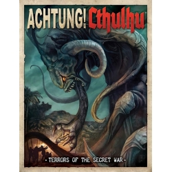 Terrors of the secret war: Achtung! Cthulhu exp