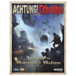 Assault on the Mountains of Madness: Achtung! Cthulhu