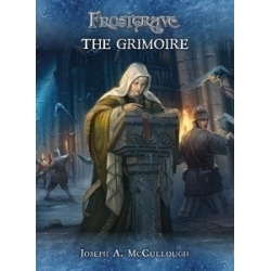 Frostgrave: The Grimoire - Frostgrave Spell Cards