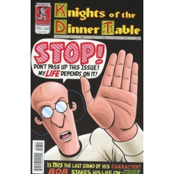 Knights of the Dinner Table Issue No.246