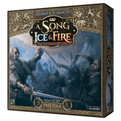 A Song Of Ice and Fire Core Box: Free Folk Starter Set