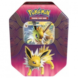 Pokemon TCG: Elemental Power Tin Jolteon-GX
