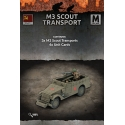 M3 Scout Transports