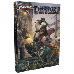 Freeport: The City of Adventure for Pathfinder RPG