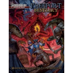 Freeport Bestiary: Pathfinder RPG Exp