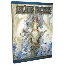 Blue Rose: The AGE RPG of Romantic Fantasy