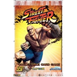 Street Fighter CCG (UFS) Single Booster