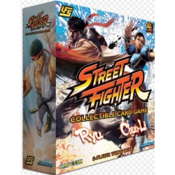 Street Fighter CCG (UFS): Chun Li vs. Ryu 2-player Starter