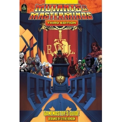 Mutants & Masterminds Gamemaster's Guide