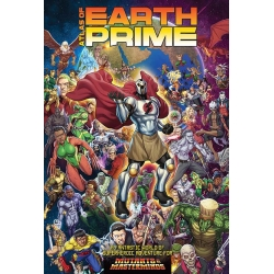 Atlas of Earth Prime: A Mutants & Masterminds