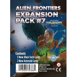 Alien Frontiers Expansion Pack No. 7