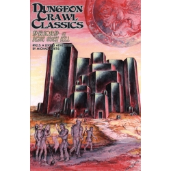 Dungeon Crawl Classics No.92.5 Dread on Demon Crown Hill