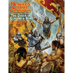 Dungeon Crawl Classics No.97 The Queen of Elfland's Son