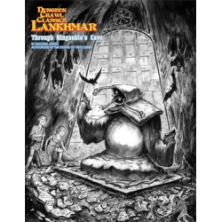 Lankhmar Through Ningauble's Cave Dungeon Crawl Classics