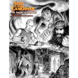 Lankhmar Patrons of Lankhmar Dungeon Crawl Classics