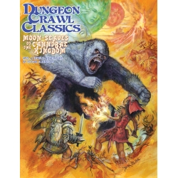 Dungeon Crawl Classics No.93 Moon Slaves of the Cannibal Kingdom
