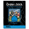 Order of The Stick No.2 No Cure Paladin Blues