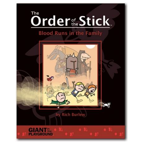 Order of the Stick No.5 Blood Runs in the Family