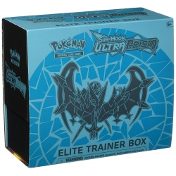 Sun & Moon 5 Ultra Prism Elite Trainer Box: Pokemon TCG