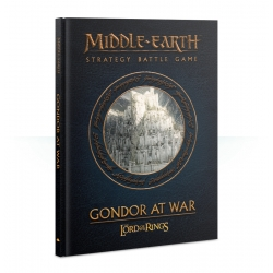 Middle-Earth Strategy Battle Game: Gondor At War Hardback - English
