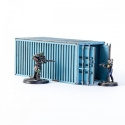 Industrial Container - Blue