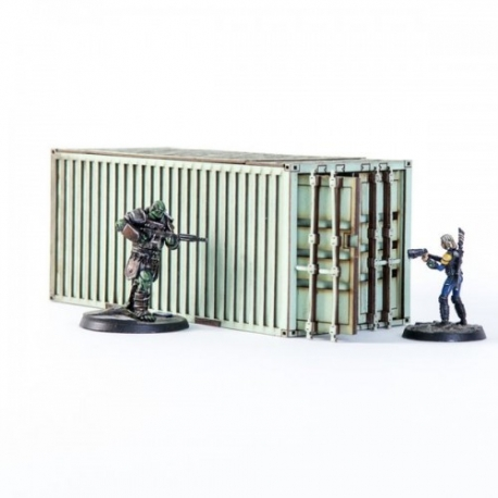 Industrial Container - Green
