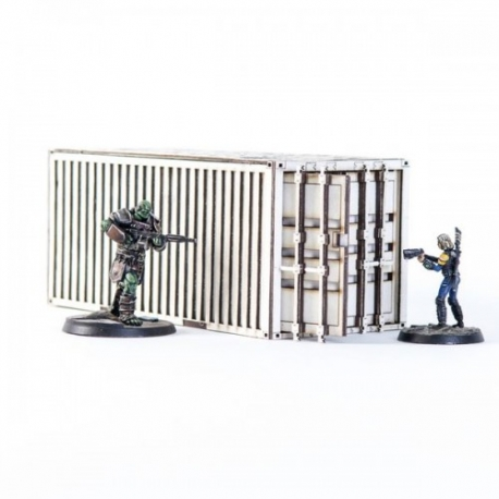 Industrial Container - White