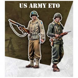 US Army ETO - 48mm Scale