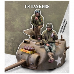 US Tankers - 48mm Scale