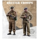 British Troops - 72mm Scale