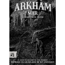Arkham Noir No. 2 - Called Forth by Thunder