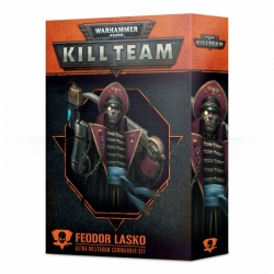 Kill Team Commander: Feodor Lasko - German