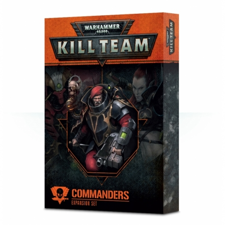 Kill Team: Commanders - Spanish