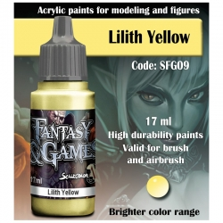 Lilith Yellow