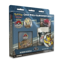 Pokemon TCG: 2018 World Championships Deck Robin Schulz (Victory Map)