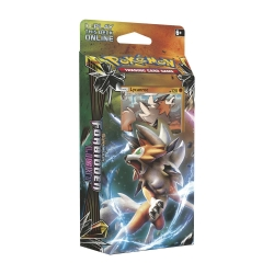 Pokemon TCG: Sun & Moon 6 Forbidden Light Twilight Rogue Theme Deck