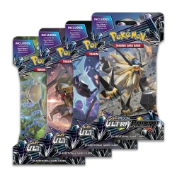 Pokemon TCG: Sun & Moon 5 Ultra Prism Sleeved Booster Pack
