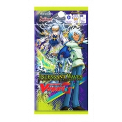 CFV Clan Single Booster Commander of the Incessant Waves