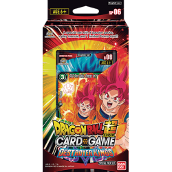 Dragon Ball Super CG: Special Pack Set SP06